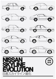 nissan skyline t shirt am i the only one here who would make a t shirt out of this