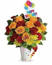 flowers denver n festive bouquet birthday flowers florist denver co