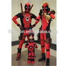 Spandex Halloween Costumes Spandex Lycra Lady Deadpool Costume Men Halloween Costume