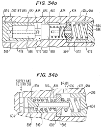 patent ep0889233a2 compact high performance fuel system with