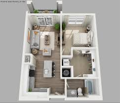 one bedroom apartments floor plans house plans
