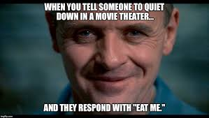 Silence Of The Lambs Meme - hello clarice imgflip