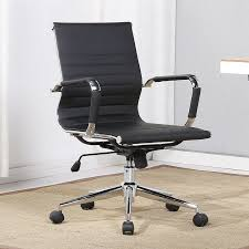 Ellis Executive Chair Orren Ellis Ramona Adjustable Swivel Full Back Desk Chair