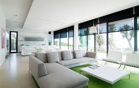 house interior maximizing modern decoration style