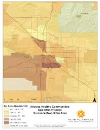Phoenix Area Zip Code Map by Health Mapping Every Zip Code In Arizona Arizona Partnership For