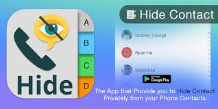 how to hide number on android hide phone number contacts android apps on play