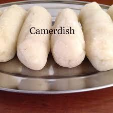 cuisiner les c es frais water fufu fufu de manioc frais
