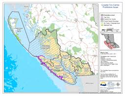 Bc Wildfire Highway Closures by Coastal Fire Centre U2013 Restricted Open Burning U2013 Fvn