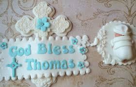 baptism cake toppers christening cake topper baptism fondant cake topper baby boy on luulla
