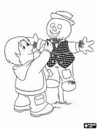 postman pat scarecrow scarecrow scarecrows