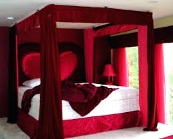 Curtain Beds King Size Canopy Bed With Curtains Luxury Canopy Bed Medium Size