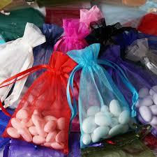 organza drawstring bags 4x6 sheer organza bags with pull string drawstring pouches