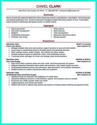 Resume Sample For Data Entry Operator by Data Entry Operator Resume Shubham Raj Pinterest Data Entry
