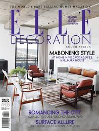 Home Design Magazines South Africa by Elle Decoration South Africa January 2018 Free Ebooks Download