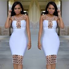 Dinner Dresses Buy Dinner Dress White And Get Free Shipping On Aliexpress