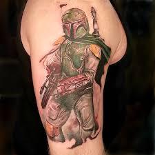 our top 21 boba fett tattoos ever