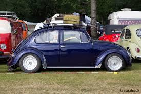 navy blue volkswagen beetle ikw wanroij 2013 int kever weekend vw beetle budel classiccult
