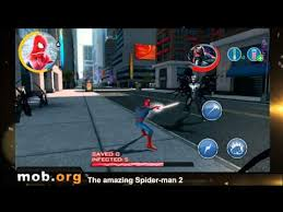 mob org apk the amazing spider 2 for android free the amazing