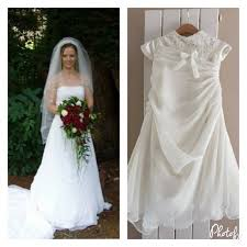 wedding dress uk christening gowns from a wedding dress keep create