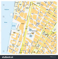 New York City Map Of Manhattan by Lower Manhattan Attractions Map Battery Park Cityfinancial Maps