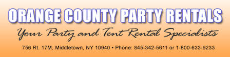 rentals in orange county orange county party rentals orange county new york