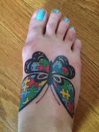 30 digital autism and autism tattoo designs with meanings
