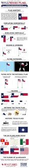 With All Flags Flying How To Fly Your Texas Flag A Visual Guide To Flag Etiquette U2013 No