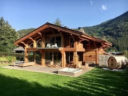 chalet 6 chambres chalet de luxe 5 6 chambres avec et aux houches 90m