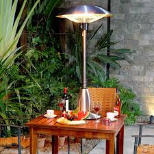 Hiland Tall Outdoor Patio Heater by Tabletop Patio Heater Home Design By Fuller