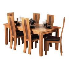 Teak Wood Furniture Teak Wood Dining Table Models The Trendy And Chic Furniture