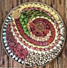 Meat And Cheese Baskets Best 25 Meat Cheese Platters Ideas On Pinterest Cheese Platters