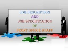 Hotel Front Desk Supervisor Job Description Office Supervisor Job Description Office Supervisor Job