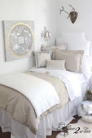 Anthropologie Inspired Living Room by Neutral Dorm Room Bedding Anthropologie Inspired Dorm Room