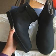 ugg rella sale 50 ugg shoes ugg rella water resistant black boots sz 10