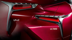 lexus vs infiniti vs acura lexus lc500 vs lexus lf lc concept auto moto japan bullet