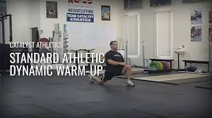 catalyst athletics standard warm up olympic weightlifting