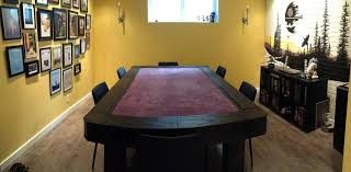 geek chic gaming table geekchic inspired diy game table heplinger gaming