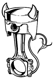 cartoon piston tattoo drawings pictures to pin on pinterest