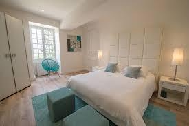chambre et blanche chambre blanche et turquoise maison design bahbe com