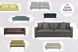 Who Makes Crate And Barrel Sofas Reviewed The Most Comfortable Sofas At Crate U0026 Barrel Apartment