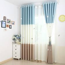 White Curtains With Blue Pattern Brown Patterned Curtains Are Delicate