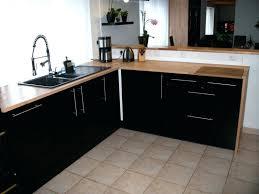 cuisine moderne et noir cuisine bois et noir m kitchens 7 la cuisine bois et noir cest le