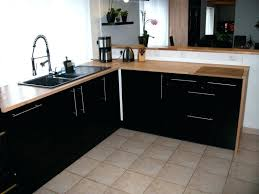 cuisine en bois moderne cuisine bois et noir m kitchens 7 la cuisine bois et noir cest le