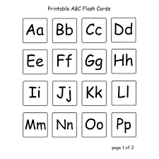printable preschool three letter words with photos and flash cards