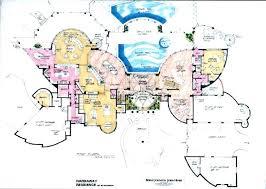 Mediterranean House Floor Plans Modern Mansions Floor Plans U2013 Novic Me