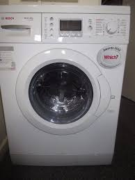 bosch avantixx washer u0026 dryer 5 7 kg load got receipt