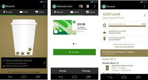 starbucks app android starbucks app needs 2014 android update phonesreviews uk
