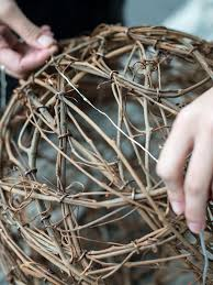grapevine balls how to make illuminated grapevine spheres hgtv