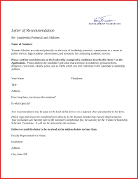 njhs recommendation letter example images letter samples format