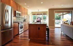 kitchen wood flooring ideas kitchens with wood floors akioz com
